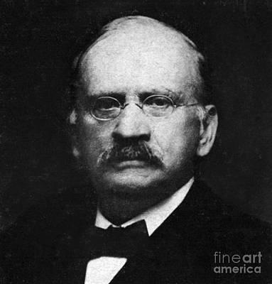 Edward W. Morley 1907 Nobel Prize Art Print