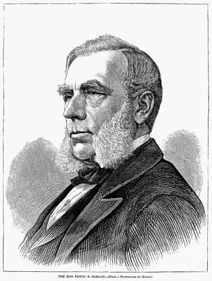 Edwin Denison Morgan Print by Granger