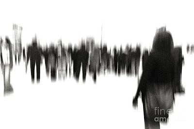 Art Print featuring the digital art Ego 0 by Danica Radman