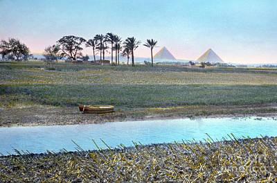 Photograph - Egypt: Goshen by Granger