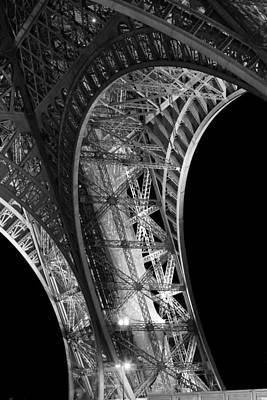 Photograph - Eiffel by Al Hurley