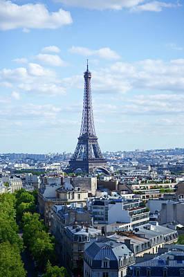Paris Photograph - Eiffel Tour by Www.saint-tropez-photo.com