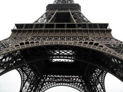 Eiffel Tower Art Print by G Fletcher