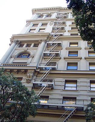 Eight Floors Up Original by Dennis Jones