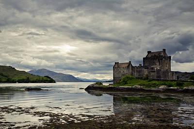 Photograph - Eilean Donan Castle by Justin Albrecht
