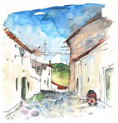 El Alcornocal 03 Art Print