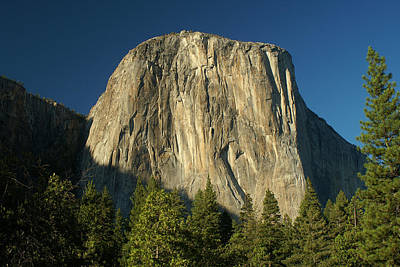 Photograph - El Cap by David Armentrout