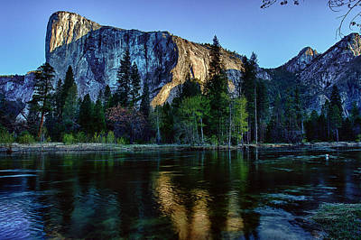 Photograph - El Capitan II by Rick Berk