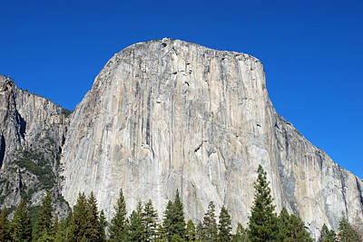Yosemite National Park Photograph - El Capitan Yosemite National Park by Twenty Two North Photography