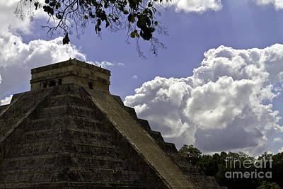 Photograph - El Castillo by Ken Frischkorn