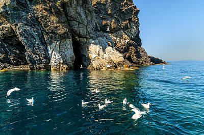 Photograph - Elba Island - Seagulls Coast 3 - - Costa Dei Gabbiani 3 - Ph Enrico Pelos by Enrico Pelos