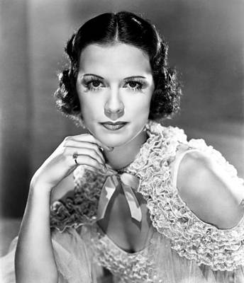 Eleanor Powell, Circa 1940s Art Print by Everett