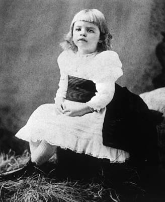 Eleanor Roosevelt 1884-1962, Ca. 1889 Art Print by Everett