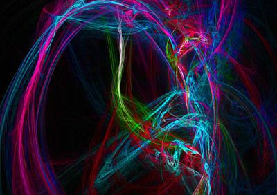 Electrifying Rhythm Original by Michael Durst