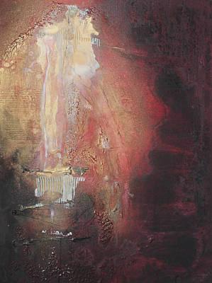 Florence Biennale Painting - Elevate by Leah Hicks