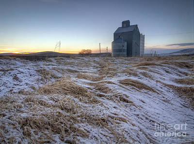 Featured Tapestry Designs - Elevator by Idaho Scenic Images Linda Lantzy