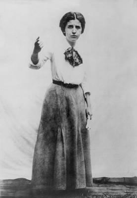 Elizabeth Gurley Flynn 1890-1964, Labor Art Print