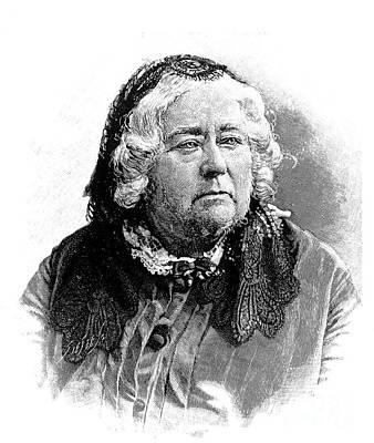 Elizabeth Palmer Peabody Art Print by Granger
