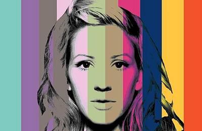 Ellie Digital Art - Elli  by Chandler  Douglas