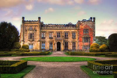Photograph - Elvaston Castle by Yhun Suarez