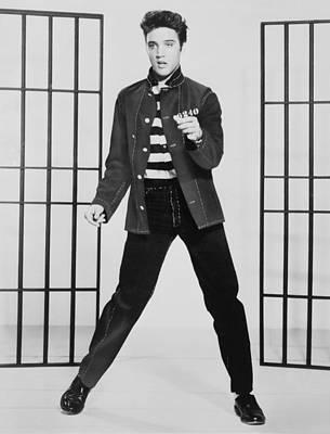 Elvis Presley 1935-1977, Publicity Art Print by Everett