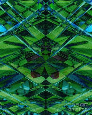 Emerald Cut Art Print
