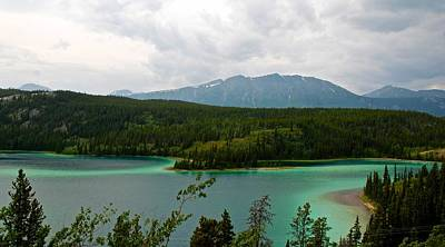 Photograph - Emerald Lake by Eric Tressler