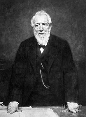 Emil Du Bois-reymond, German Physician Art Print by Science Source