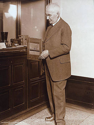 Emile Berliner 1851-1929, American Art Print by Everett