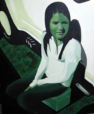 Painting - Emily by Michael Ringwalt