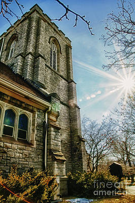 Photograph - Emmanuel United Methodist Church by Joel Witmeyer