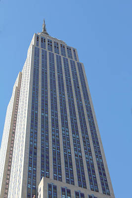 Photograph - Empire State Building by David Grant