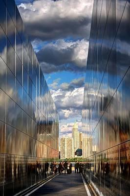 Empty Sky Memorial Art Print