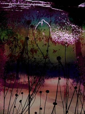 Enchanted By The Light 1 Art Print