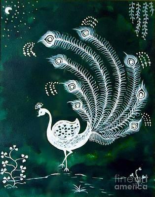 Painting - Enchanted Night by Anjali Vaidya