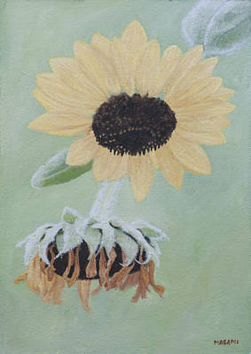 Painting - End Of Summer by Masami Iida