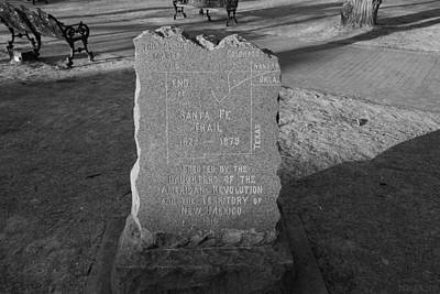 Photograph - End Of The Santa Fe Trail by Rob Hans