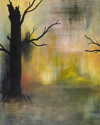 Endless Swamp Art Print by Nicole Williams
