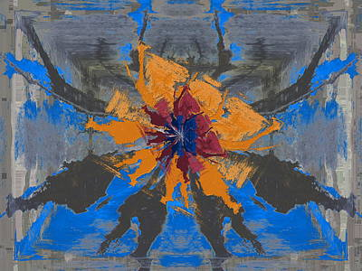 Energized Art Print