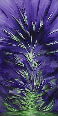 Painting - Energy by David Junod