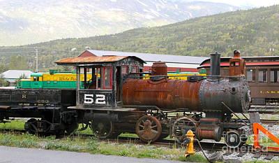 Photograph - Engine 52 by Pamela Walrath