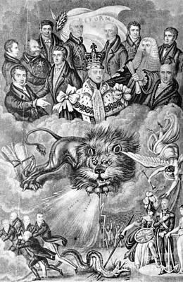 England: Reform, 1830 Art Print by Granger