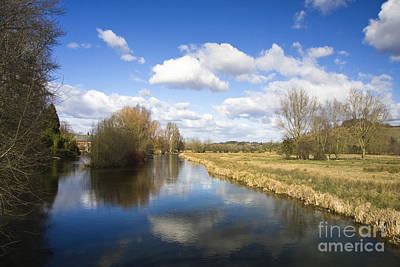 Scenic Country Photograph - English Countryside1 by Jane Rix