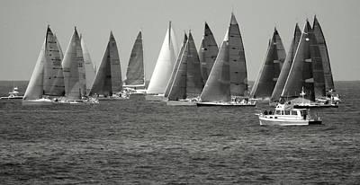 Ensenada Race IIi Art Print