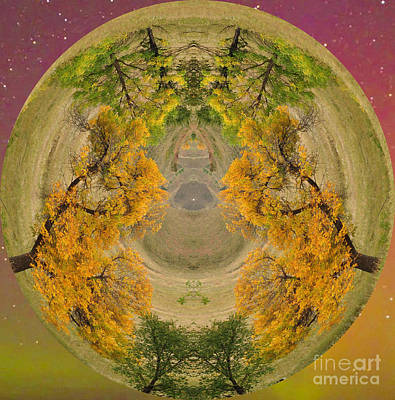 Photograph - Enter The Universe  by Whispering Feather Gallery