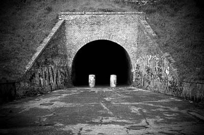 Entrance Of A Tunnel Art Print by Fabrizio Troiani