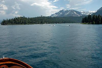 Lake Tahoe Photograph - Entry To Emerald Bay by LeeAnn McLaneGoetz McLaneGoetzStudioLLCcom