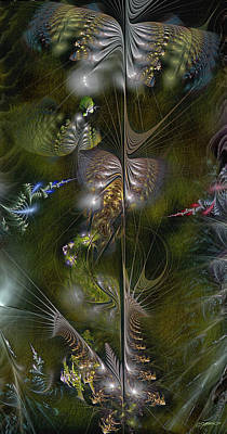 Digital Art - Environmental Transitions 4 by Casey Kotas