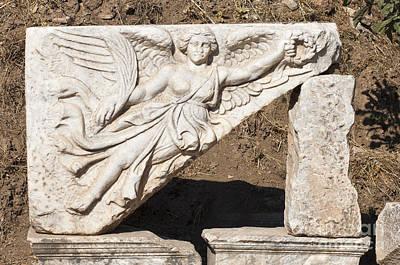 Landscape Photograph - Ephesus Angel by Andrew  Michael