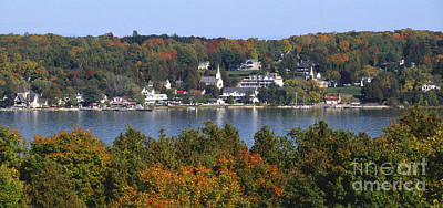 Photograph - Ephraim And Eagle Harbor by Sandra Bronstein